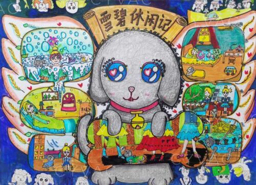 钟锦团 Jintuan Zhong – Age 8 – China – Not Available